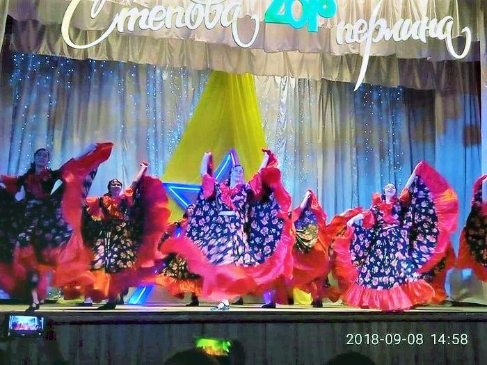 Белозерский образцовый ансамбль танца