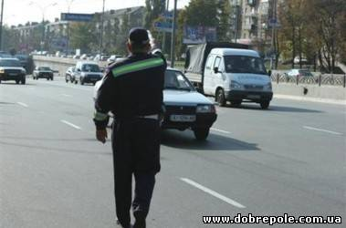 Вскоре с украинских дорог исчезнут все ГАИшники