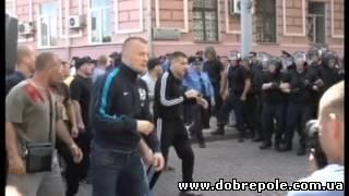Одесская телекомпания сняла ужасающие кадры из жизни бандитов Партии регионов (ВИДЕО)