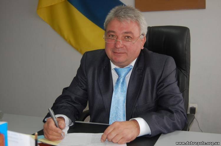 Прокурор Доброполья Сергей Макаренко. На защите граждан и государства