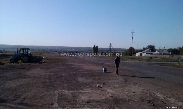 История Добропольского района