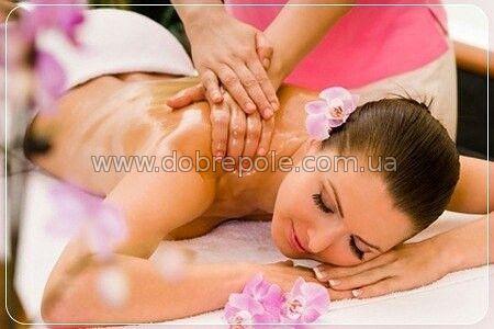 Услуги профессионального массажиста