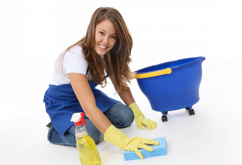 Услуги по уборке квартир и частных домов